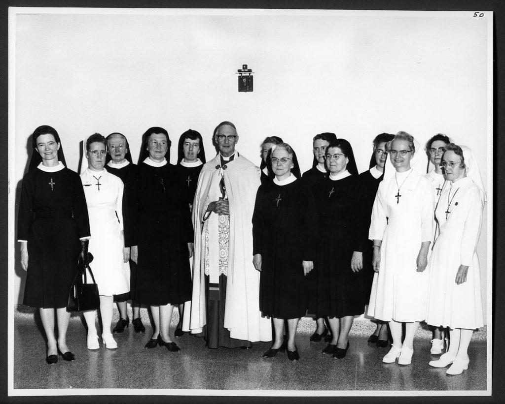 Sisters at Santa Maria, Regina, Saskatchewan