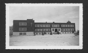 Marian Home and Radville Hospital, Saskatchewan