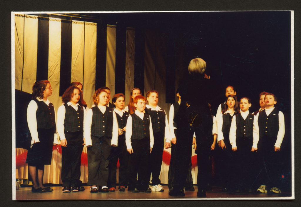 Holy Name School Children's Choir