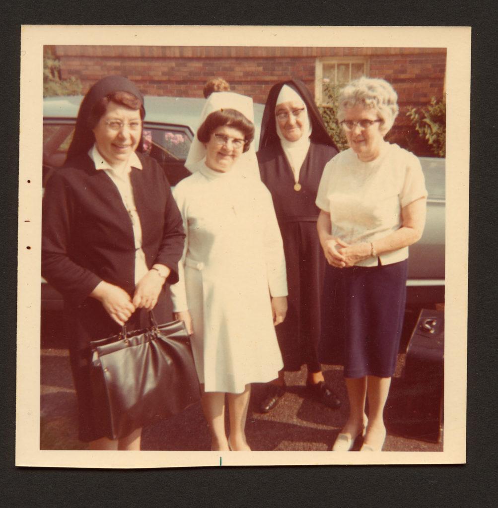 Sisters in Renfrew, Ontario