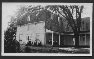Pembroke original motherhouse