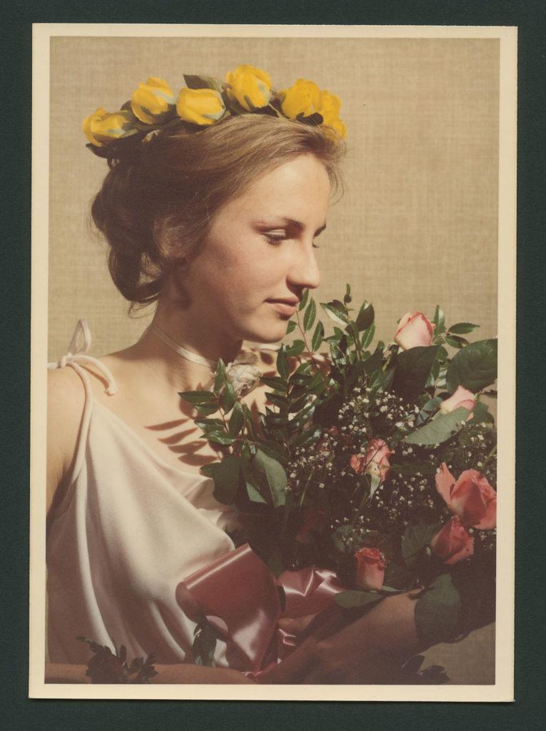 Prom Queen, Mount St. Joseph Academy, 1978