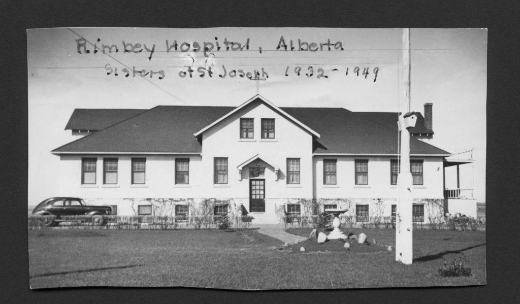 St. Paul's Hospital, Rimbey, Alberta