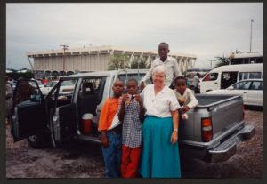 Synod at stadium in Jamaica