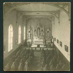 Park St. Motherhouse chapel, Hamilton, Ontario