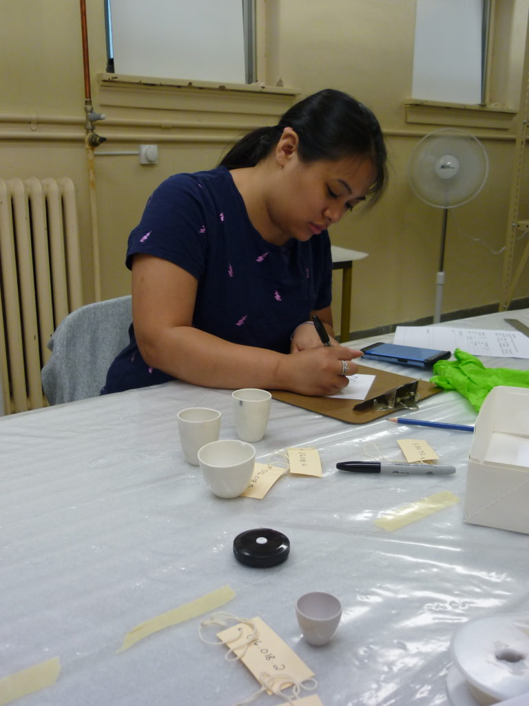Student numbering artifacts