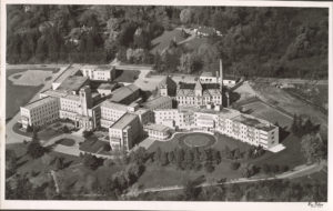 Mount St. Joseph 1968-1976