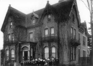 St. Vincent's Orphanage, Peterborough, Ontario