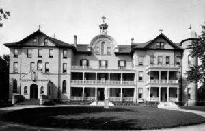 Mount St. Joseph Motherhouse, Peterborough, Ontario