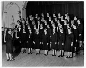 Mount St. Joseph Peterborough, Ontario Musically Yours Choir