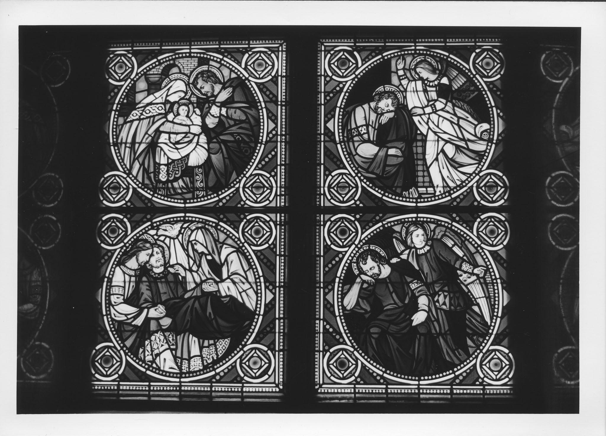 St. Joseph chapel windows