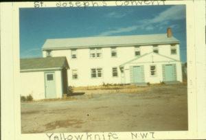St. Joseph's Convent, Yellowknife, NWT