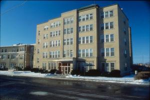 St. Joseph's Hospital, Guelph, Ontario, 1951