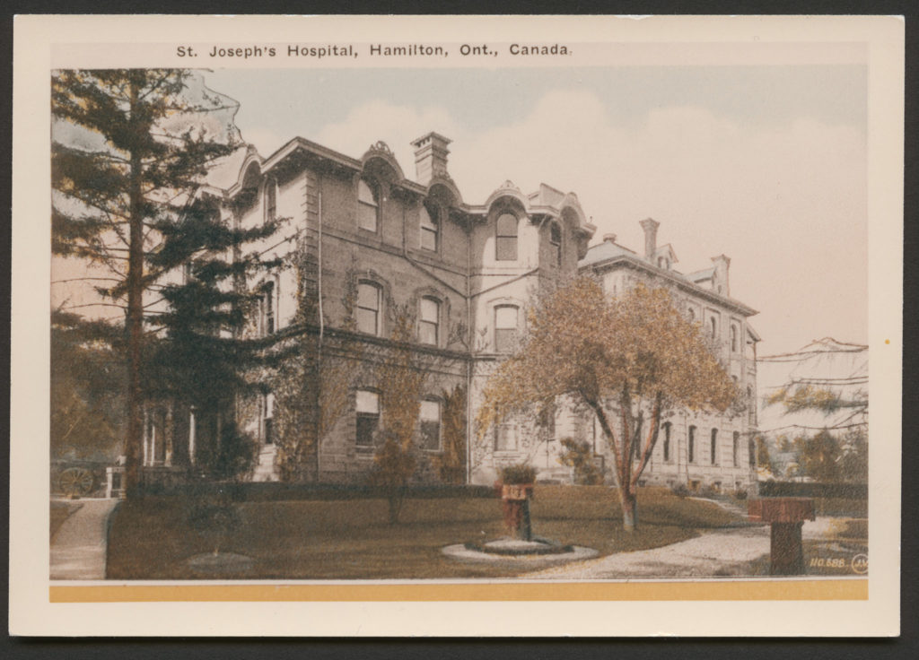 St. Joseph's Hospital, Hamilton, Ontario