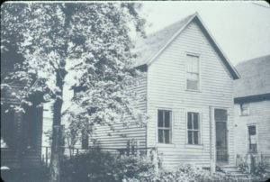 First convent in Windsor, Ontario 1894
